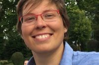 Neu im ps-Team: Schwimmtrainerin Birte Kressdorf