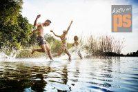 See statt Schwimmbad: Sprung ins Freiwasser