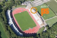 Neuer ps-Standort: Praxis im Jahnstadion!